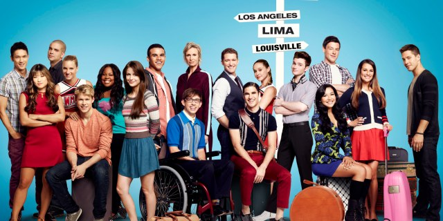 "FOX's ""Glee"" - Season Four"